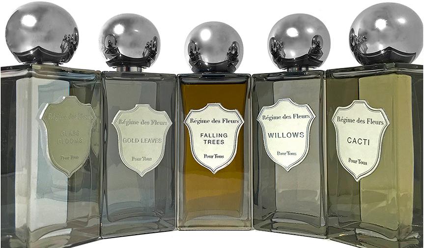 Régime des Fleurs|エストネーションでしか手に入らない、芸術的な香り