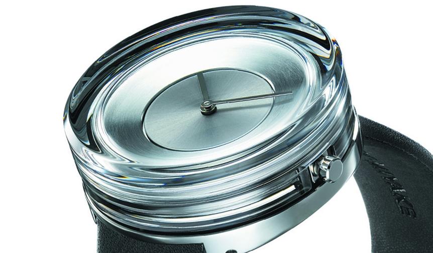 ISSEY MIYAKE WATCH|これはまるで光のオブジェ! 吉岡徳仁デザインのガラスの時計