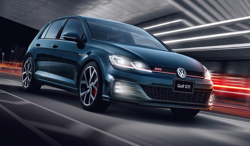ゴルフに2種類のスポーツモデル限定車|Volkswagen