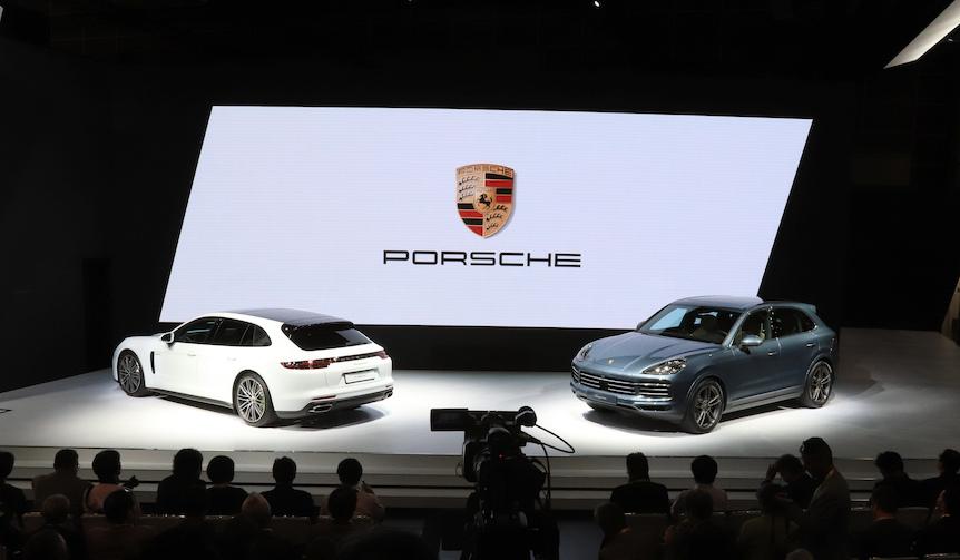 東京モーターショー 2017 リポート Porsche