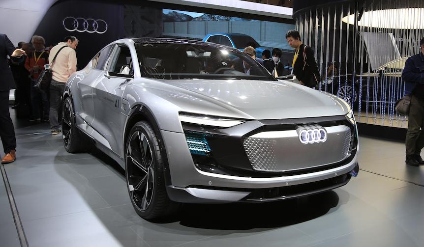 東京モーターショー 2017 リポート|Audi