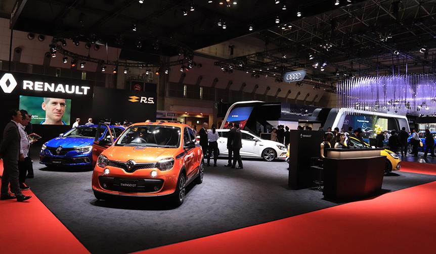 Renault ルノー