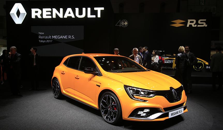 Renault Megane R.S.|ルノー メガーヌ R.S.