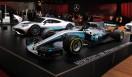 Mercedes-AMG Petronas F1 W08 EQ Power+|メルセデスAMG ペトロナス F1 W08 EQ パワー+