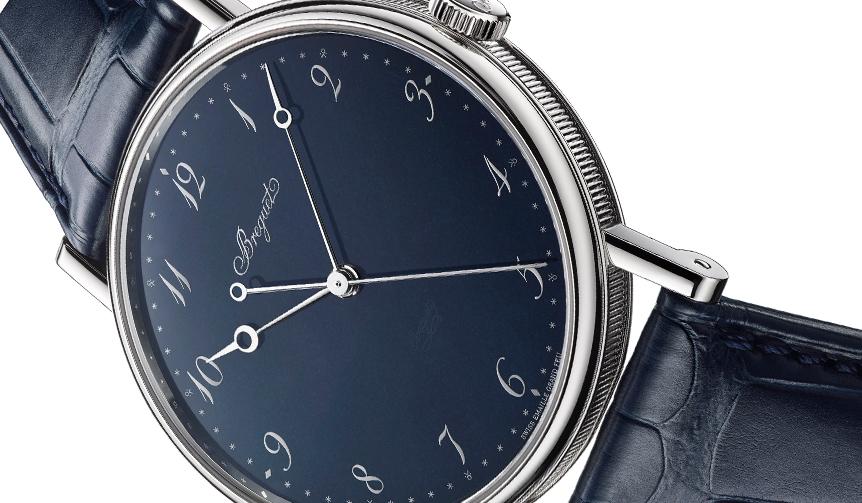 Breguet |わずかに10本限定。ノーマルかつ非常にレアなブルー グラン・フー