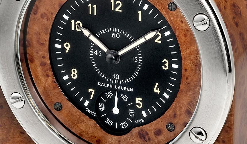 Ralph Lauren Watch & Jewelry|ホリデーギフトに選びたい、デスククロック