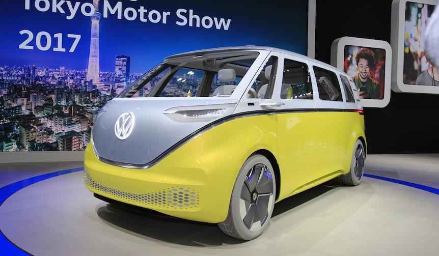東京モーターショー 2017 リポート|Volkswagen