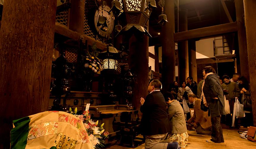 世界遺産 京都 清水寺の夜間特別拝観を体現する|アメリカン・エキスプレス