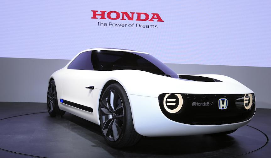 Honda Sport EV Concept|ホンダ スポーツ EV コンセプト