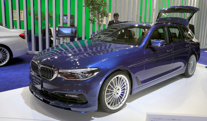 BMW ALPINA B5 Bi-Turbo Touring|BMW アルピナ B5 S ビターボ ツーリング