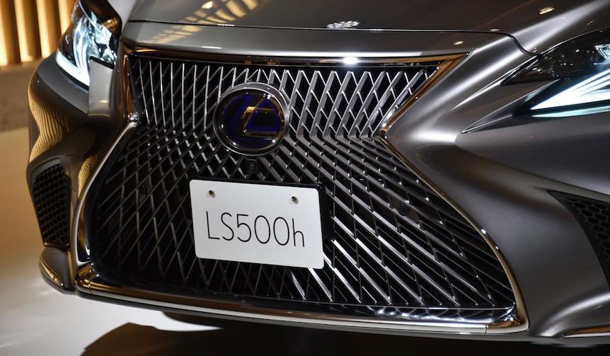 Lexus LS 500h レクサス LS 500h