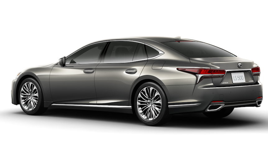 Lexus LS 500|レクサス LS 500