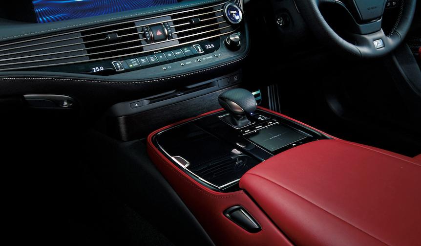 Lexus LS 500h F SPORT レクサス LS 500h F スポーツ