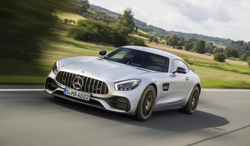 AMG GTとAMG GT Sが一部改良でさらにパワーアップ|Mercedes-AMG