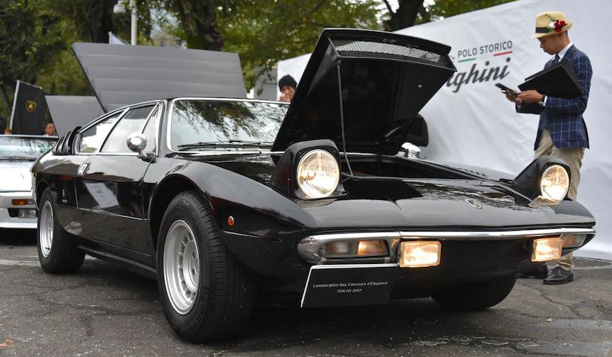 Lamborghini Urraco ランボルギーニ ウラッコ