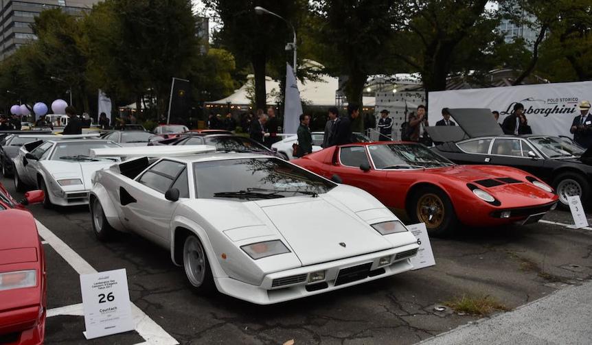 Lamborghini Countach ランボルギーニ カウンタック(クンタッチ)