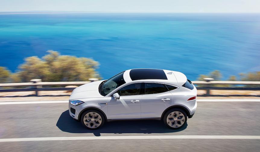 Jaguar E-Pace|ジャガー Eペイス