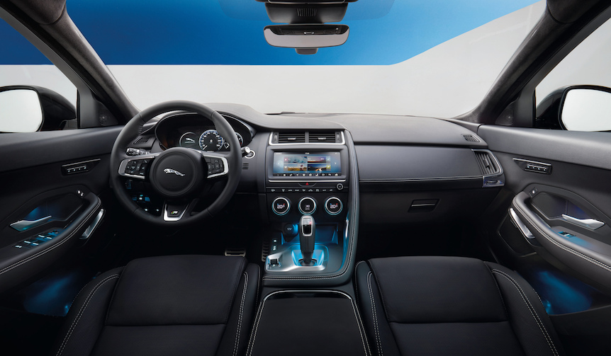 Jaguar E-Pace ジャガー Eペイス