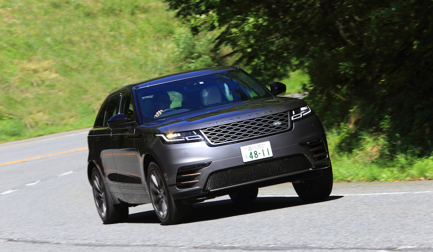 Land Rover Range Rover Velar ランドローバー レンジローバー ヴェラール