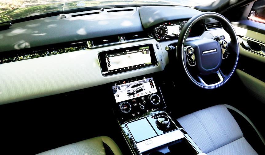 レンジローバーの新型SUV、ヴェラールに試乗|Range Rover