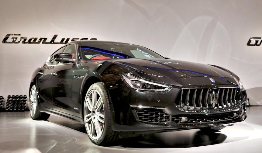 Maserati Ghibli GranLusso|マセラティ ギブリ グランルッソ