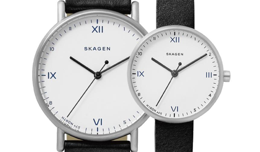 SKAGEN|独創性と革新性が光るSKAGEN×Playtypeコラボレーションウォッチ