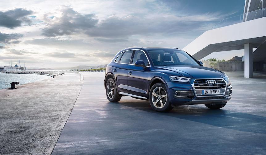 アウディQ5にスポーティグレードを追加|Audi