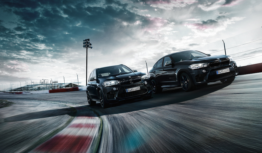BMW X6 M Edition Black Fire|BMW X6 M ブラック ファイア
