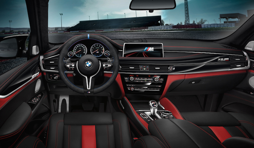 BMW X6 M Edition Black Fire|BMW X6 M ブラック ファイア
