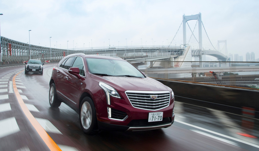 「M.A.R.S」デザイナー、米山庸二氏が「XT5 クロスオーバー」の魅力を語る|Cadillac