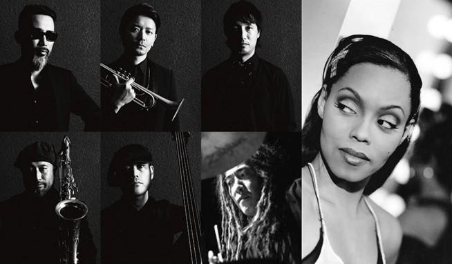 MUSIC|パーク ハイアット 東京で「KYOTO JAZZ SEXTET featuring N'Dea Davenport」開催