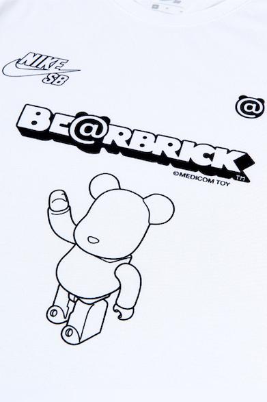 NIKE SB × BE@RBRICK|MEDICOM TOY