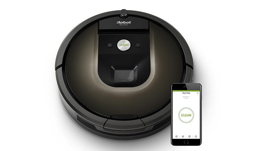 iRobot ルンバのWi-FiモデルがGoogleアシスタント、Amazon Alexaに対応