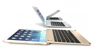 iPad Pro対応 10.5インチ用一体型Bluetoothキーボード|BRYDGE