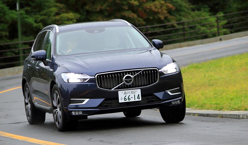 ボルボの新型SUV、XC60に試乗|Volvo