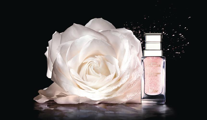 Dior|キメを整えて極上の艶肌へと導く新プレ美容液「プレステージ ユイル ド ローズ」
