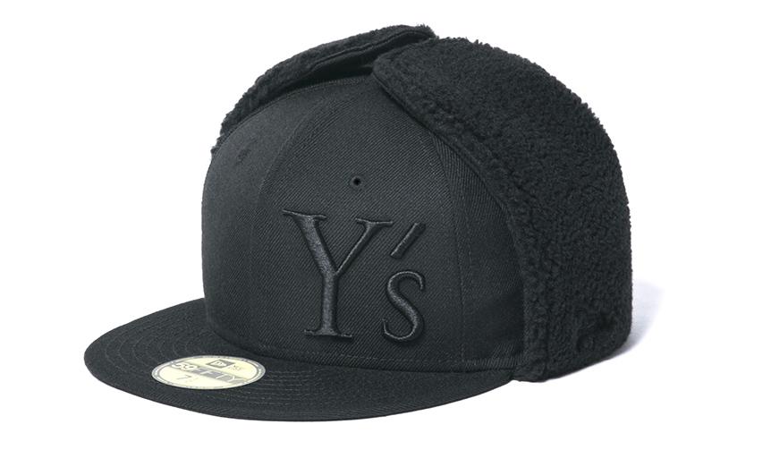 Y's|Y's(ワイズ)× New Era®(ニューエラ)によるコラボレーションモデルの最新作
