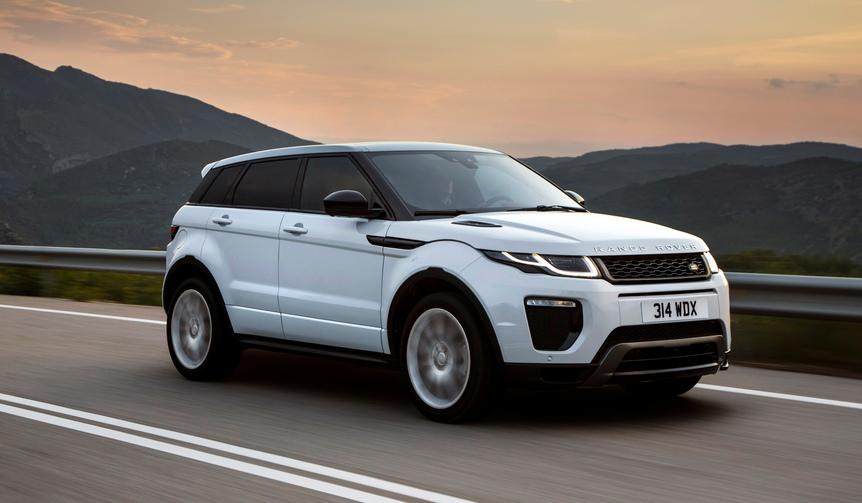 ディーゼルモデルを追加したイヴォーク2018年モデル|Range Rover