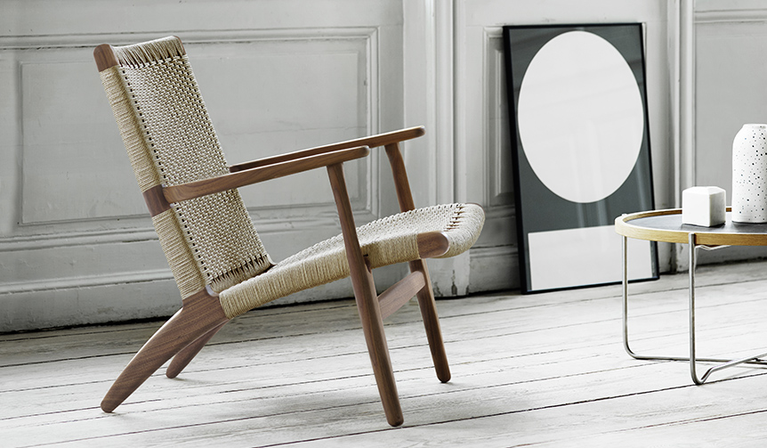 CARL HANSEN & SØN|発表から70年。変わらない優雅さと座り心地を