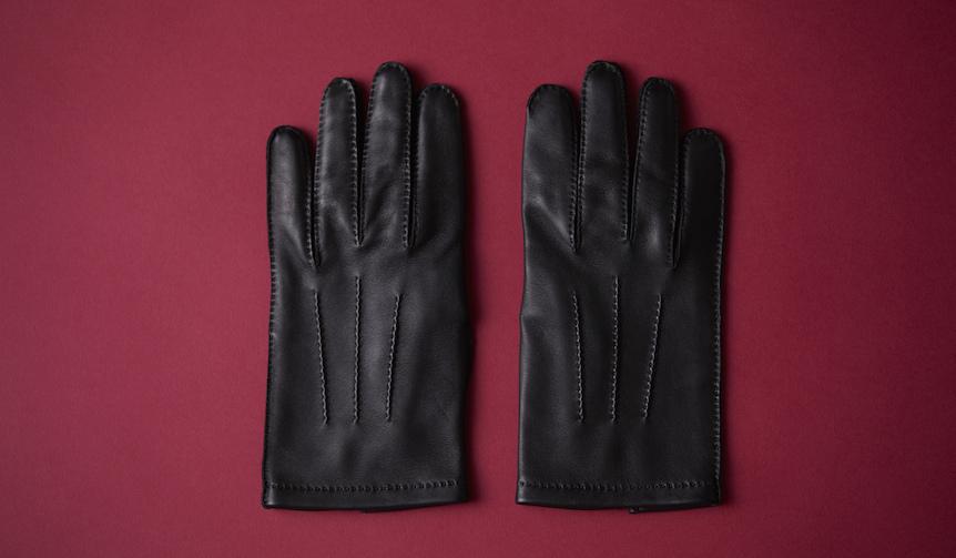 vol.9「愛すべき、黒革の手袋」LAVABRE CADET|ラヴァーブル カデ