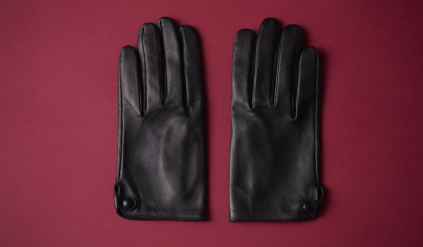 vol.9「愛すべき、黒革の手袋」DIOR HOMME|ディオール オム