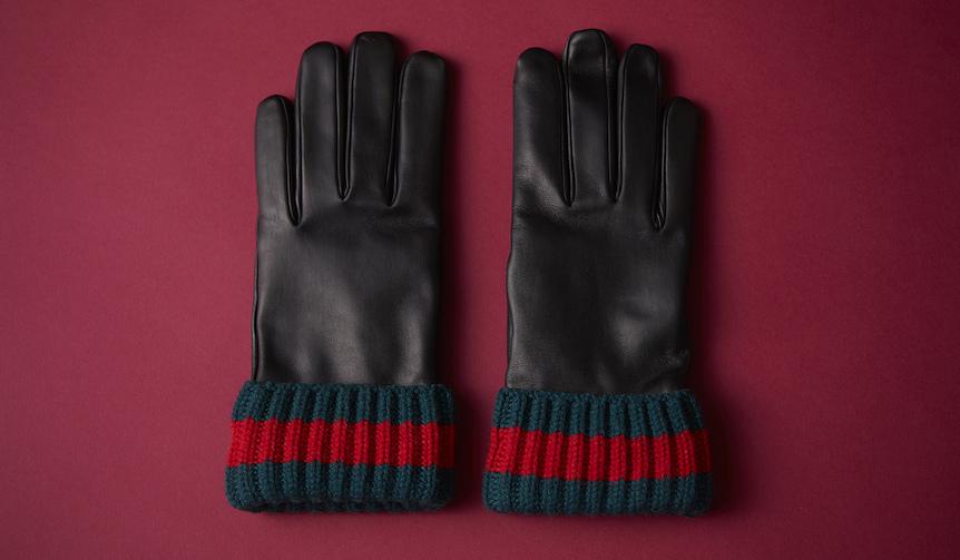 vol.9「愛すべき、黒革の手袋」GUCCI|グッチ