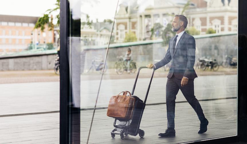 Bugaboo|システムという発想で生まれたスーツケースBugabooに大注目。