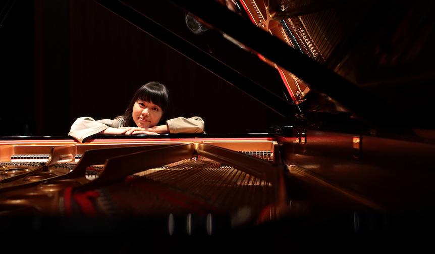 MUSIC|ピアニスト上原ひろみインタビュー
