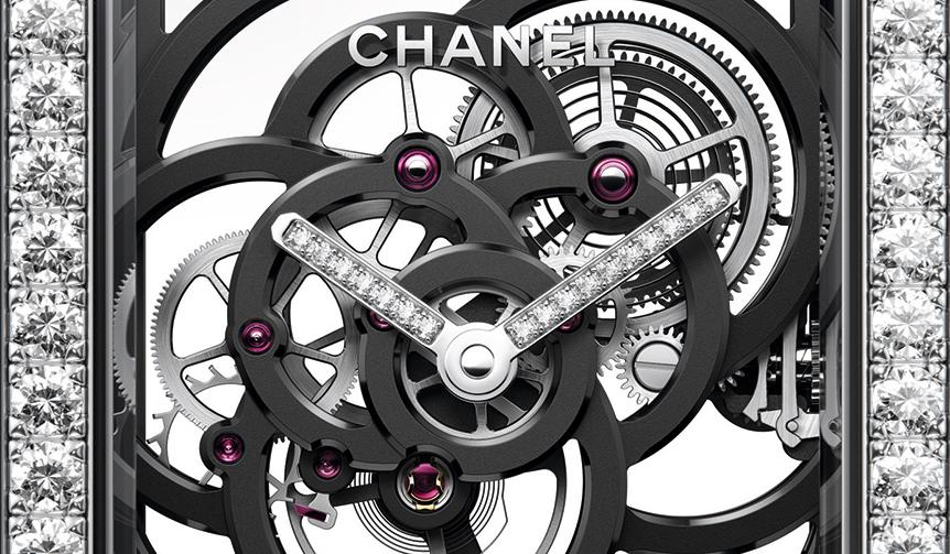 CHANEL|「プルミエール カメリア コレクション スケルトン」がGPHGレディース部門賞に輝く