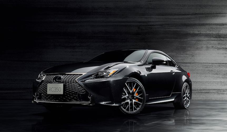安全装備を強化するなど、レクサスRCとRC Fを一部改良|Lexus