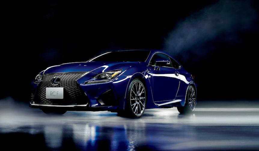 Lexus RC F|レクサス RC F