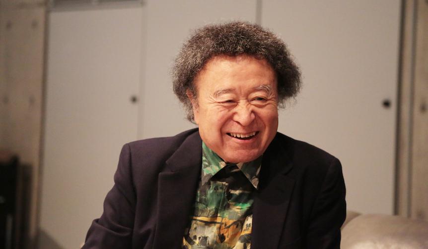 祐真朋樹・編集大魔王対談|vol.31 篠山紀信さん