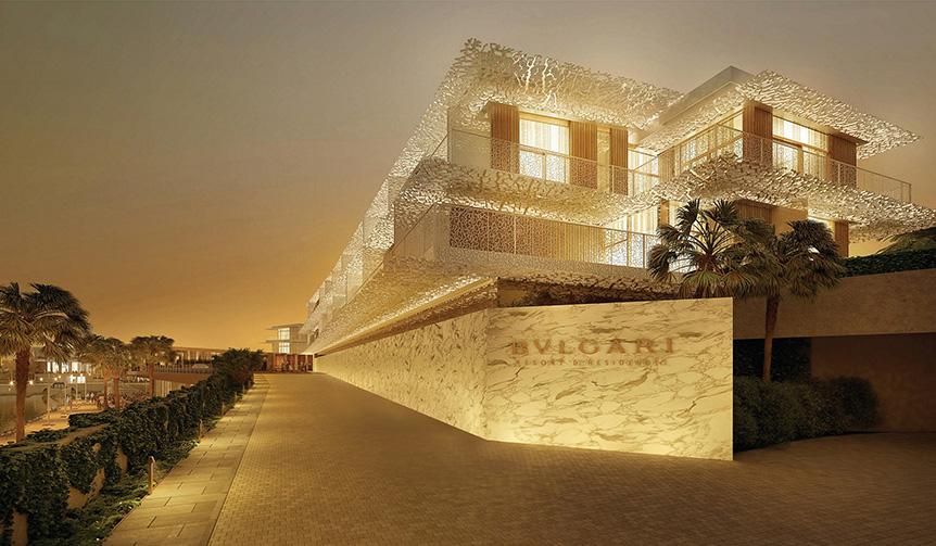 BVLGARI HOTELS&RESORTS|究極のオアシス「ブルガリ リゾート&レジデンシズ ドバイ」