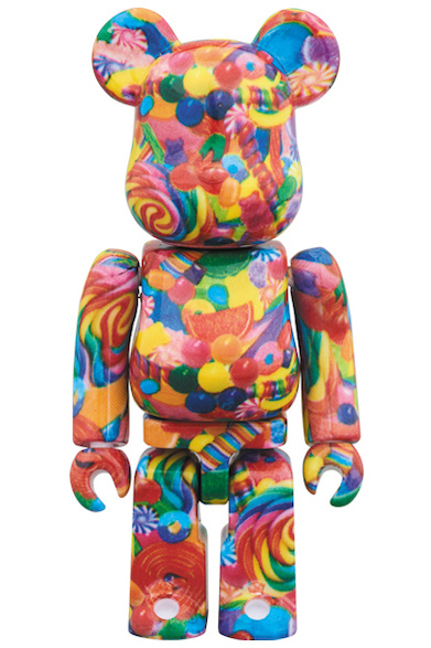 MEDICOM TOY BE@RBRICK DYLAN'S CANDY BAR 100%